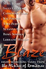 Blaze (A Minxes of Romance anthology) Kindle Edition