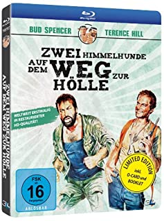 Zwei Himmelhunde auf dem Weg zur Hölle (Limited Edition, exklusiv bei Amazon.de) [Blu-ray]