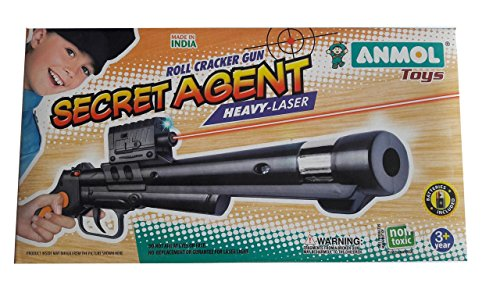 Festive-Items-presents-Anmol-Toys-Roll-Cracker-Gun-Secret-Agent-Heavy-laser-Diwali-Toy-Gun-for-Kids