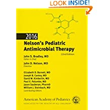 2016 Nelson's Pediatric Antimicrobial Therapy