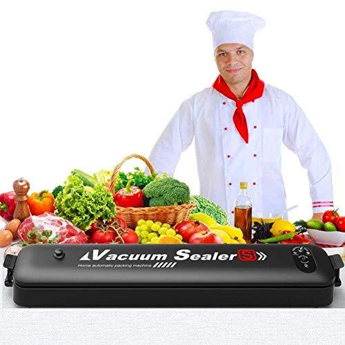SuRose Lebensmittel-Vakuumierer, automatisches Vakuum-Luftdichtungssystem für die Lebensmittelkonservierung, Haushalt oder Gewerbe