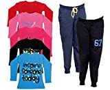 Indistar Girls Combo Pack 7 (Pack of 5 F...