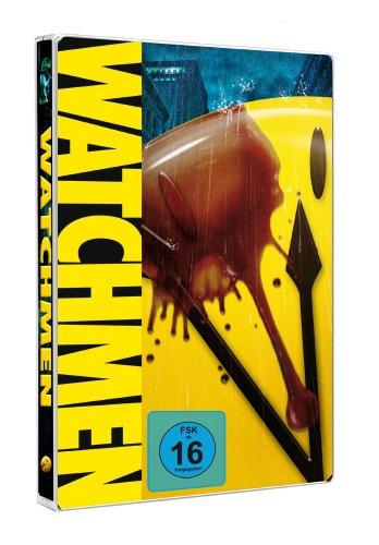 Bild von Watchmen - Die Wächter (2 Discs, limited Steelbook Edition)