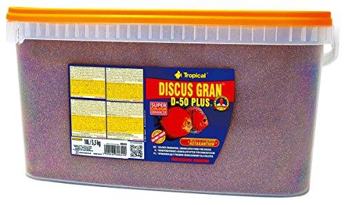 Tropical Discus Gran D-50 Plus, 1er Pack (1 x 10 l) -
