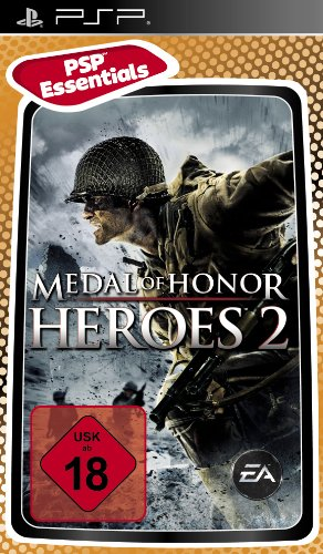 Medal of Honor: Heroes 2 [Essentials] - [Sony PSP]