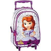 Mochila carrito infantil Disney Princesa Sofía 52457 - 37 cm