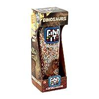 Paul Lamond 6475 Find It Dinosaur Puzzle