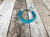 Mini Tau-Halsband in deiner Wunschfarbe Mini Tau-Halsband in deiner Wunschfarbe (Nur für Hunde unter 10 Kg)