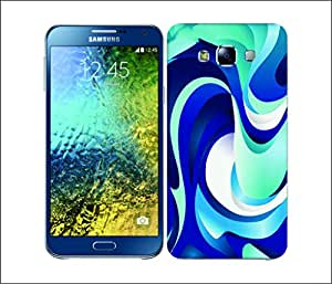 Galaxy Printed 2344 Marbles Hydronation Hard Cover for Samsung Core Prime