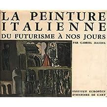 La peinture italienne du futurisme à nos jours