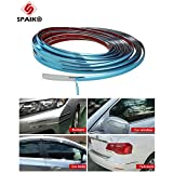 SPAIKO Side Window Chrome Beading Roll 10 Meter for All Cars (10mm)