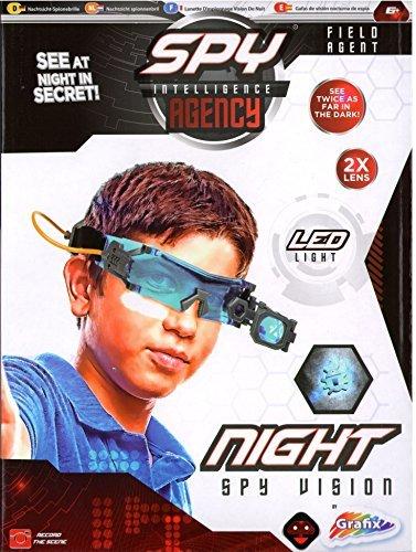 Spy Intelligence Agency Nacht Spy Brille