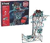 K'Nex knex cobweb curse roller coaster set 473 pieces