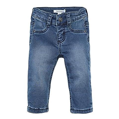 3POMMES Jeans regular fit en molleton garçon - (Bleu (Marine) - 9 mois