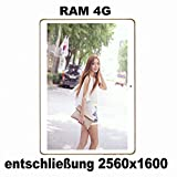 "#2: 9.7""pad"" – zoll android – tablet – pc 4g octa – kern – dual – sim – 2560×1600 touch hd – bildschirm, bluetooth, wifi netzwerk dual – kamera"
