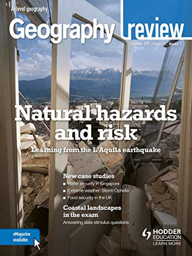 Geography Review Magazine Volume 32, 2018/19 Issue 2 (English Edition)