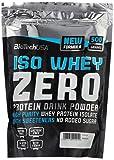 Biotech USA Iso Whey Zero Schokolade, 1er Pack (1 x 500 g)