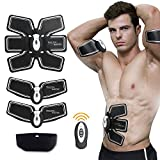 Elektrostimulation USB EMS Training kas geliştirme ve Fettverbrennungn masaj cihazlarında Home Fitness Machine taşıması kolay Kadın ve erkek için hediye, Muskelstimulation