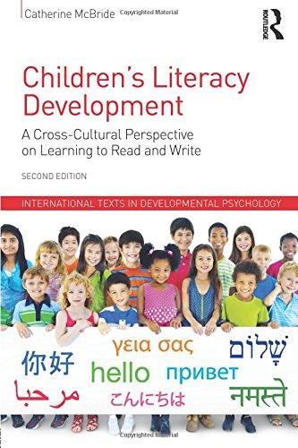 Children's Literacy Development Cover Image