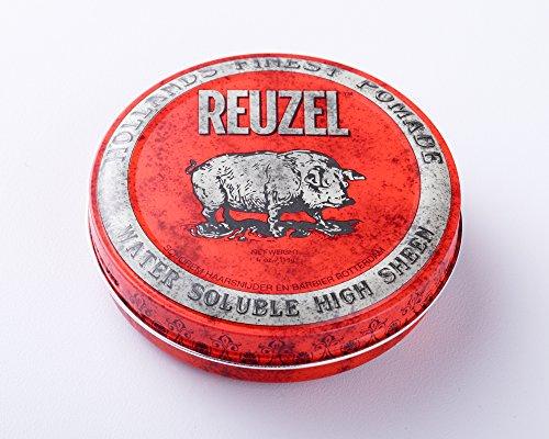 Reuzel High Sheen mittelfeste rote Haarpomade 113g
