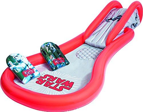 Bestway Wasserrutsche Star Wars Space Slide, 381x175x69 cm