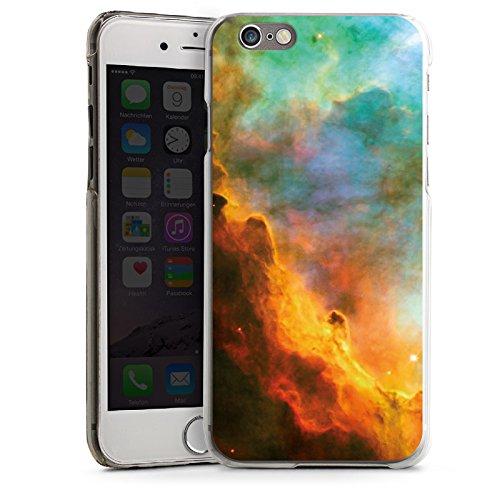 Apple iPhone 4 Housse Étui Silicone Coque Protection Espace Galaxie Galaxie CasDur transparent