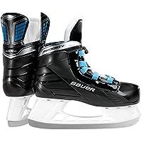 Bauer Niños Patines Prodigy de Serie para Kids Hockey Sobre Hielo Patines, Todo el año, Color Negro, tamaño Small