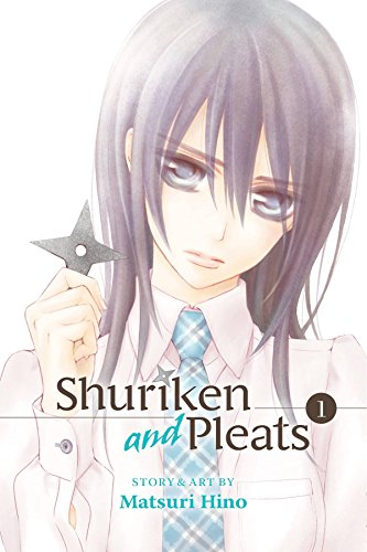 Shuriken and Pleats Volume 1