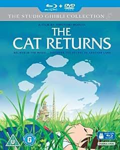 Cat Returns [Edizione: Regno Unito] [Blu-ray] [Import anglais]