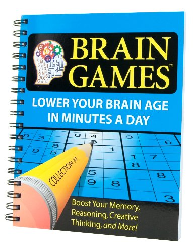BRAIN GAMES #01 (Brain Games (Numbered))