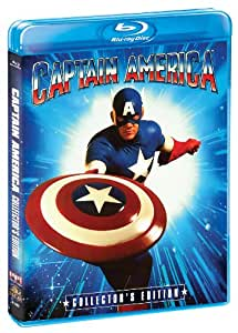 Captain America: Collectors Edition [Blu-ray] [1990] [US Import]