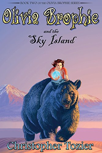 Olivia Brophie and the Sky Island (Blue Sky Snake)