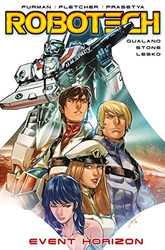 Robotech Vol. 6: Event Horizon (English Edition)