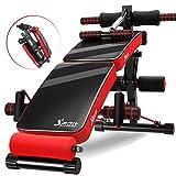 BF-DCGUN Multi-función de Banco de Abdominales Abdomen Machine Fitness...