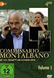 Commissario Montalbano - Volume I [4 DVDs]