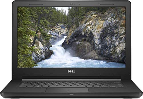 Dell Vostro 3478 Intel Core i3 8th Gen 14-inch Laptop (4GB/1TB HDD/Windows 10 Home/Black/2.25kg)