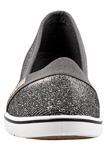 Elara - Pantofole Donna Grigio scuro