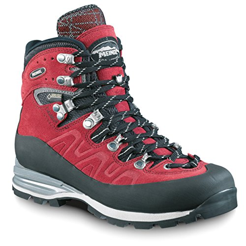 Meindl Damen Wanderstiefel Air Revolution 3.5 Lady 3933 78 rot/graphit