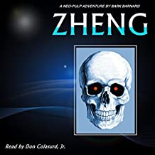 Zheng: The Man With The Green Eyes, Book 9