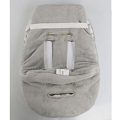 Vine Saco de invierno dormir térmico para carrito silla de bebé universal abrigo Manta para envolver al bebé para el asiento del bebé en el coche Saco portabebés