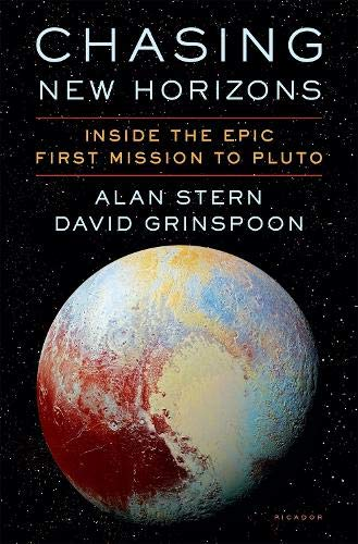Chasing New Horizons por Alan Stern