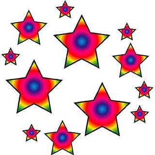 Star Stickers - Spectrum 45+