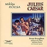 Songtexte von Miklós Rózsa - Julius Caesar