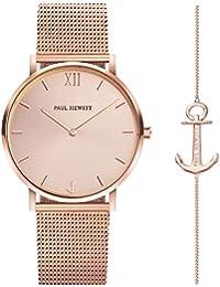 PAUL HEWITT Geschenk für Frauen Perfect Match - Frauen Geschenk Box Set (Sailor Line und Anchor Spirit), Freundin, Mama oder Schwester