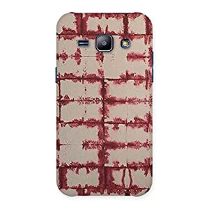 Vintage Brick Wall Back Case Cover for Galaxy J1