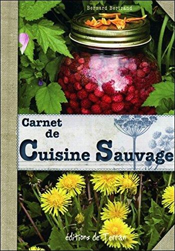 Carnet de Cuisine Sauvage