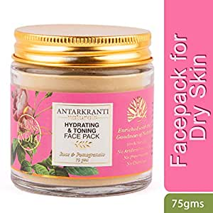 Antarkranti Rose Hydrating Face Pack