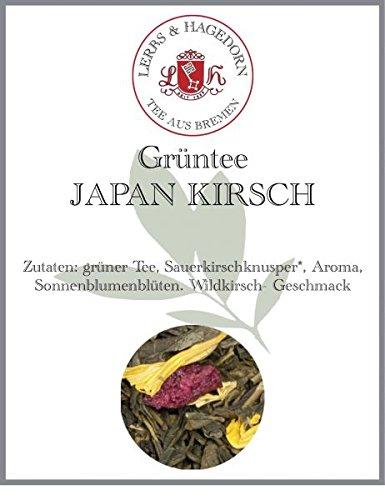 Grüntee JAPAN KIRSCH 2kg