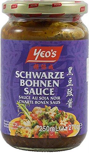 Yeo's - Schwarze Bohnen Sauce - 250ml
