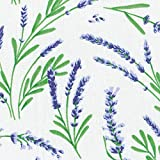 Textiles français Baumwollstoff | Lavande de Provence